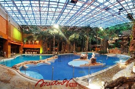 乌鲁木齐维斯特温泉假日酒店